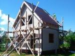 12 каркасный дом, сад-во Импульс
