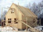 30   март 2015 - дом 6х7,5м