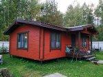 69     Дом из бруса 110мм, Жуковка