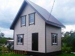 13 каркасный дом, сад-во Импульс